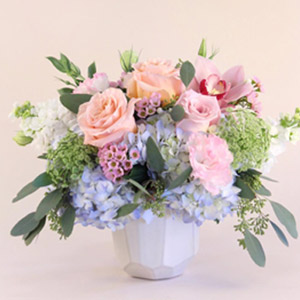 Morristown Florist | Peach Delight