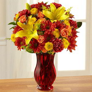 Morristown Florist | Fall Design