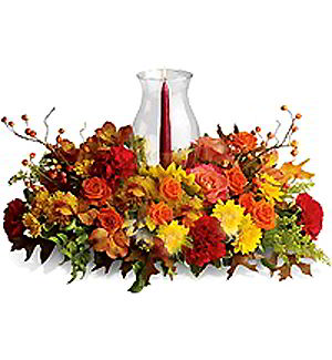 Morristown Florist | Thanksgiving Globe