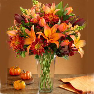Morristown Florist | Autumn Collection