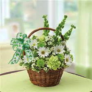 Morristown Florist | Irish Basket