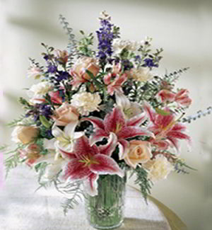 Morristown Florist | Lovely Vase