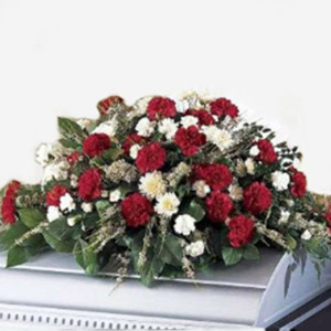 Morristown Florist | Red & White Tribute