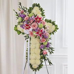 Morristown Florist | Standing Cross