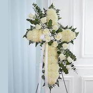 Morristown Florist | White Cross